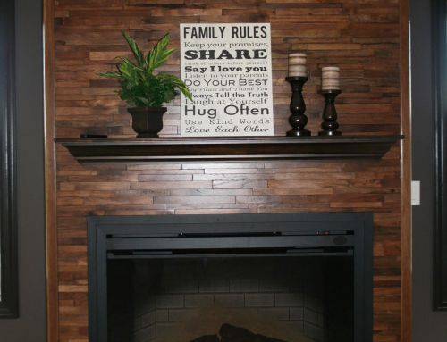 Colony Spec – Fireplace