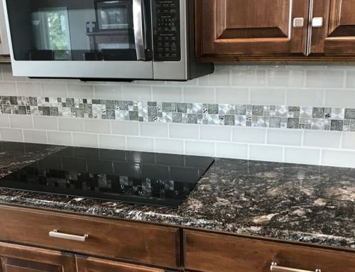 H Backsplash