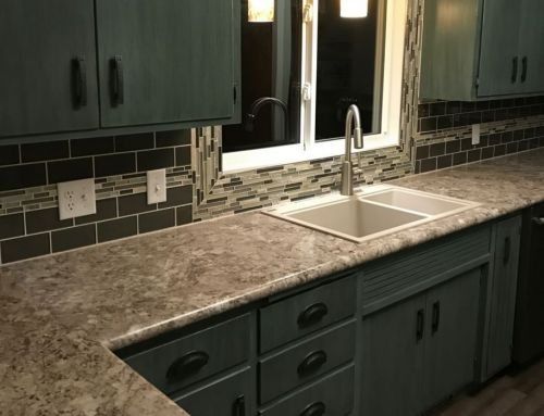 Samson Kitchen Backsplash