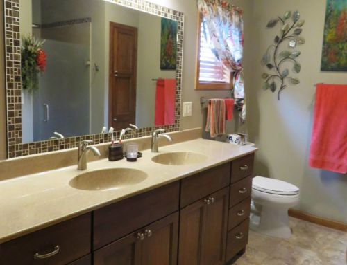 M – Master Bathroom