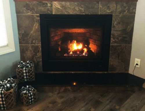 Fireplace – rigidcore flooring