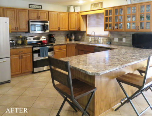 D Kitchen Remodel